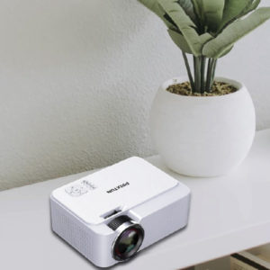MINI-VIDEO-PROJECTEUR-PRIXTON-BLANC 2