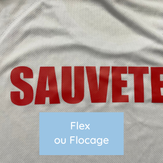 Flex ou flocage