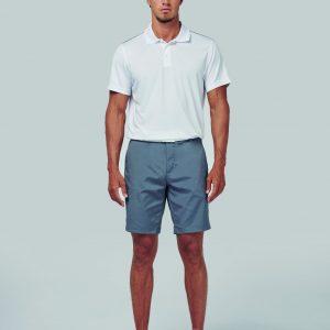 Bermuda homme en polyester